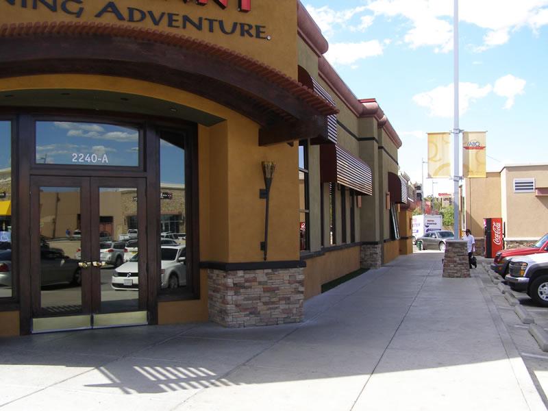 Elephant Bar Restaurant Albuquerque Nm