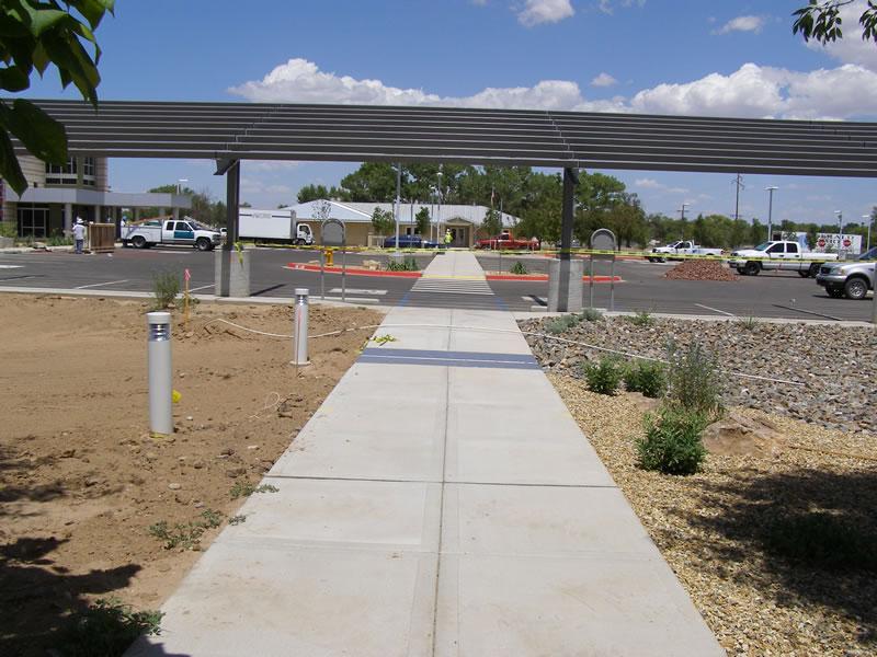 Concrete contractor, Albuquerque New Mexico, projects ...