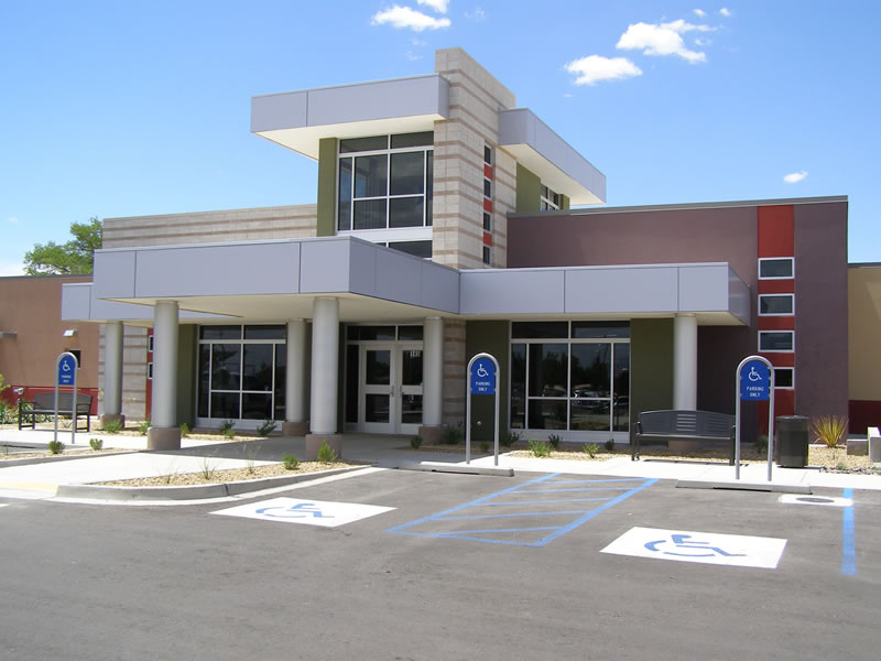 Larry H Miller Albuquerque >> Concrete contractor, Albuquerque New Mexico, projects ...